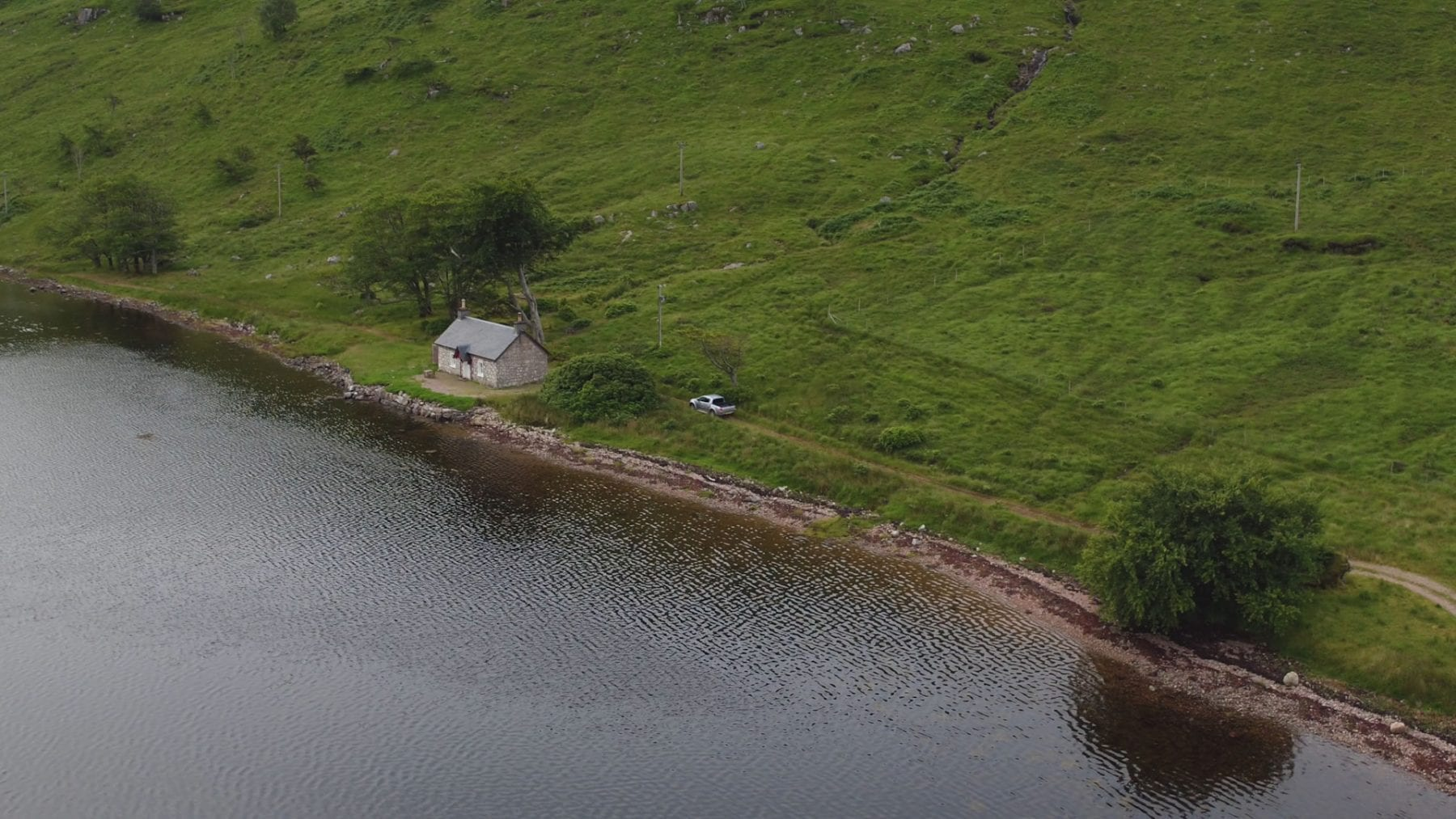 Seaview Cottage, Kingairloch