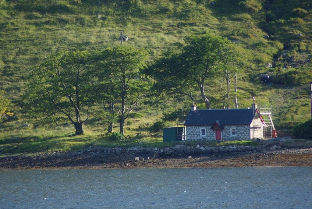 Seaview Cottage rennovations