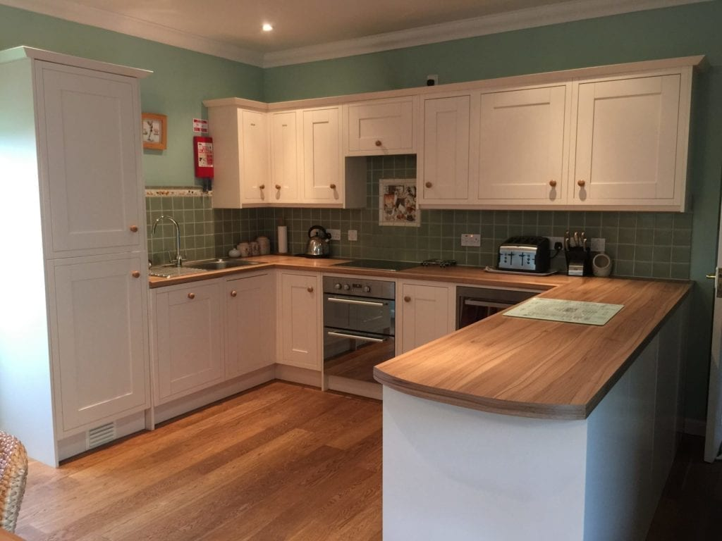The Steadings kitchen